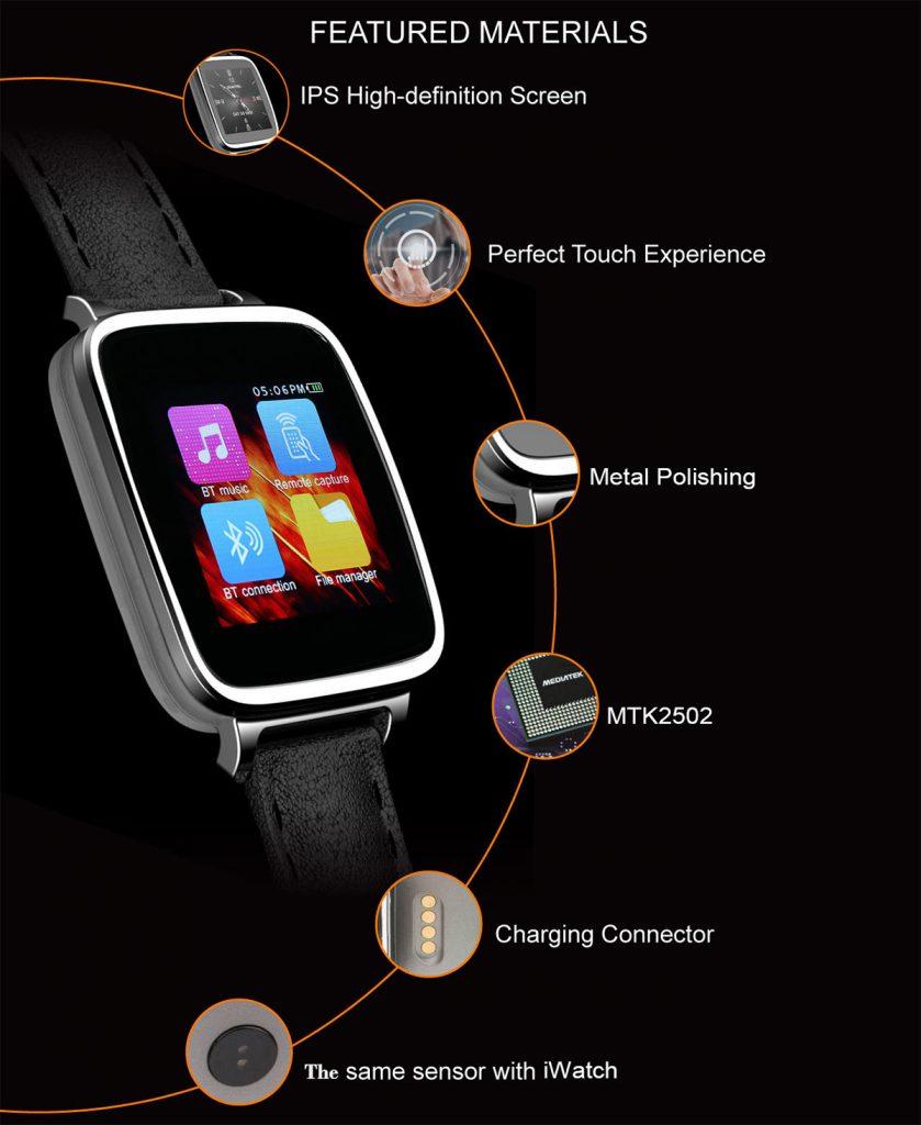 Smartwatch Oukitel A28-4