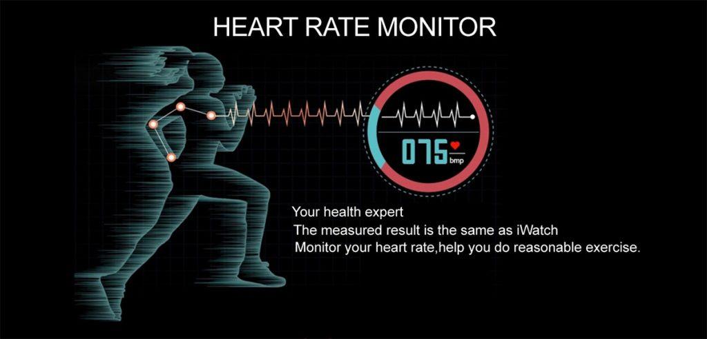 Smartwatch Oukitel A28-7