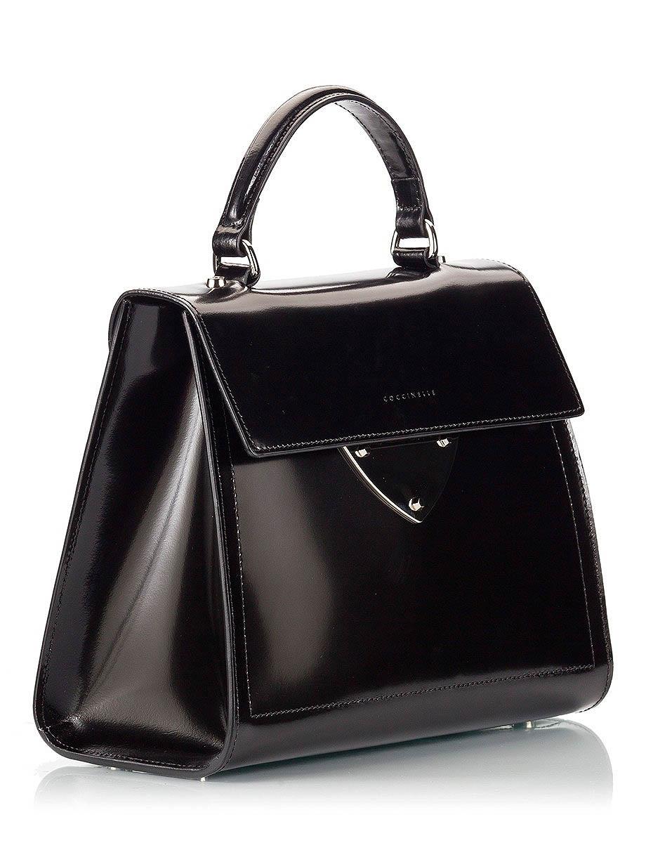 coccinelle-b14-black-leather-mini-bag