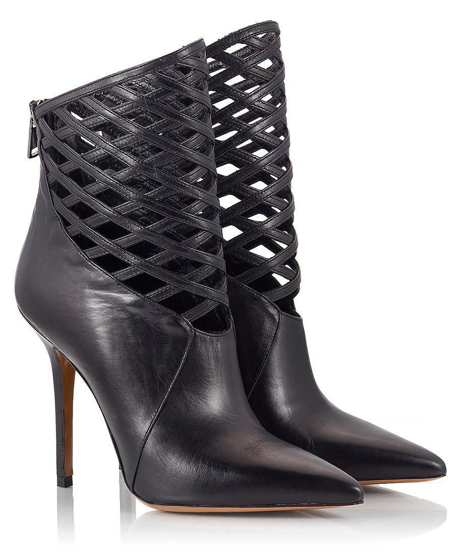 fratelli-karida-black-leather-pointy-stiletto-ankle-boots
