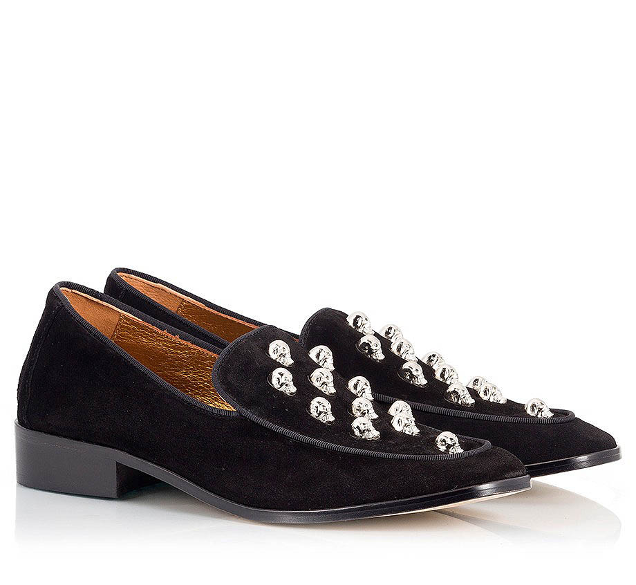 ras-black-suede-leather-scull-studded-slippers