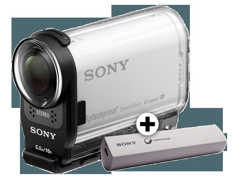 SONY-HDR-AS200VB-με-Κιτ-στερέωσης-για-ποδήλατο-Powerbank-CP-ELS