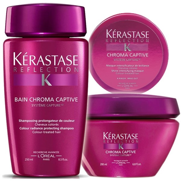 KERASTASE-CHROMA-CAPTIVE-SET-(SAMPOUAN-MASKA)