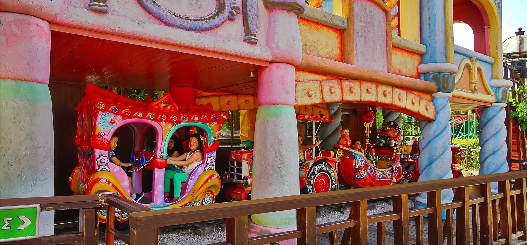 caab2d64b2a Allou Fun Park   1+1 Δώρο   COSMOTE DEALS for YOU   2 Εισιτήρια στην ...