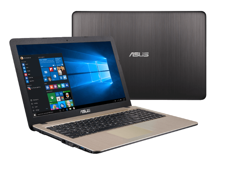 ASUS-Vivobook-X540SA-XX411T-Intel-Dual-Core-N3060-4GB-1TB HD-Graphics-400