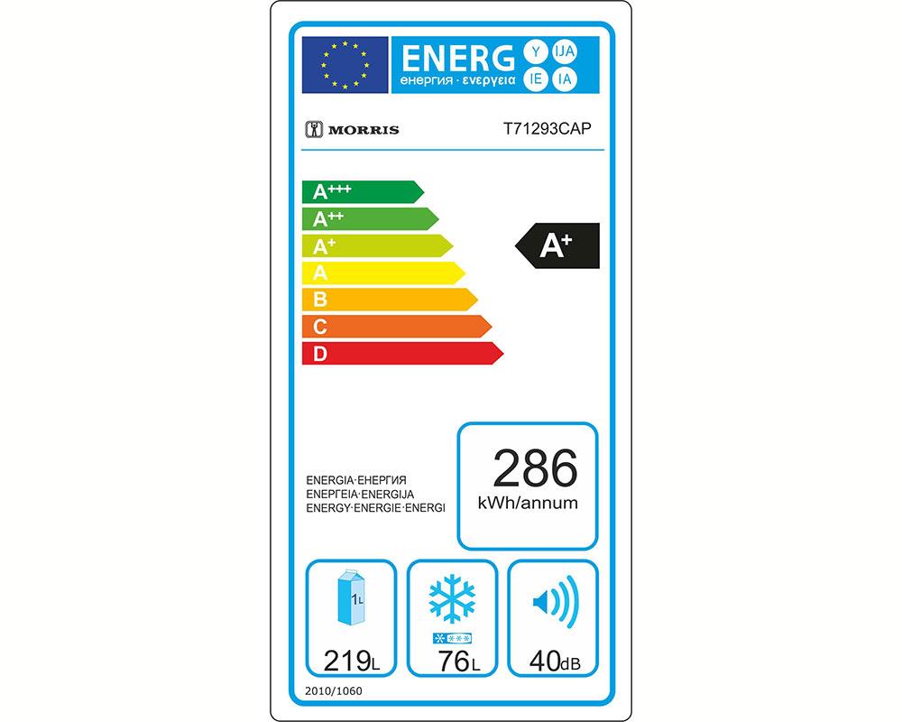 MORRIS T71293CAP ενεργειακή κλάση