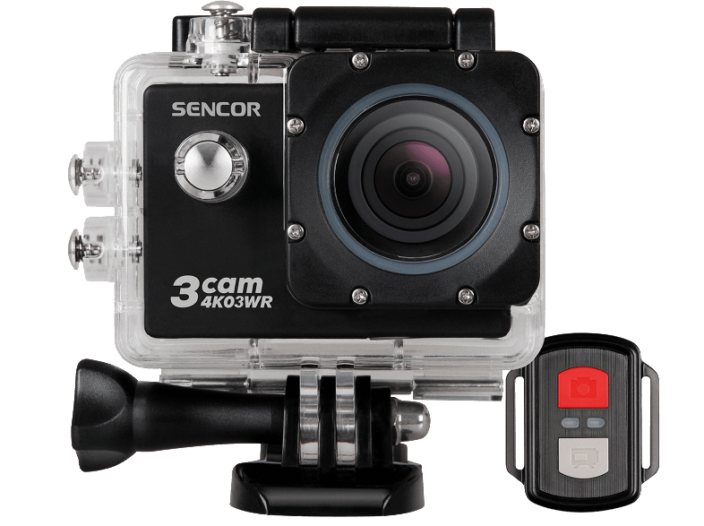 SENCOR-3CAM-4K03WR -action camera prosfora mediamarkt