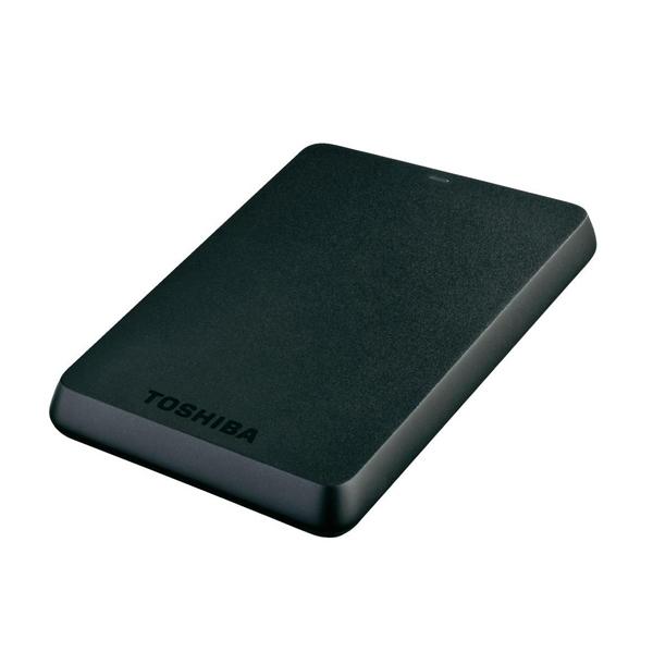 Toshiba Canvio Basics 1TB 3.0 2.5 Black HDD