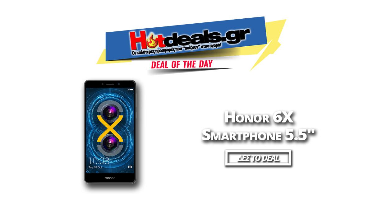 Honor-6X-Smartphone-Octacore-3GB-Ram-32GB-12MP