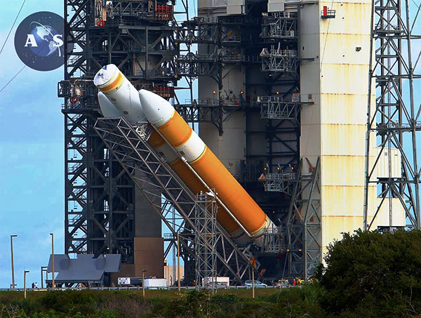 Delta IV Heavy United rocket-pyravlos-ektokseysi-lockheed-martin-2018