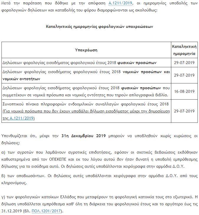 forologikh-dhlosh-2019-prothesmia-ypobolhs-forologikhs-dhlwshs-e9-e3-agrotikes-epidotiseis-katoikoi-ekswterikou-