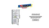 SIEMENS KG36NHI32 Α++| Ψυγειοκαταψύκτης 320Lt FULL No Frost με Κάμερα WIFI @e-shopgr