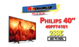 TV PHILIPS 40PFT4101 40"