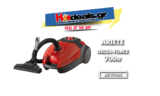 ARIETE 2738/1 Delta Force 700 W | Ηλεκτρική Σκούπα Ενεργειακή Κλάση Α | MediaMarkt | 49€