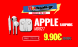 Apple Earpods MD827 | Ακουστικά για iPhone – MacBook – iPad με Μικρόφωνο και Remote  | e-shop.gr | 9.90€