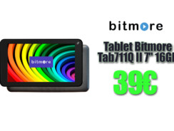 Bitmore Tab711Q II 7″ 16GB Tablet | Kotsovolos | 39€