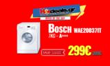 BOSCH WAE20037 IT Πλυντήριο Ρούχων  | Κάδος 7KG – A+++  | kotsovolos.gr | 299€