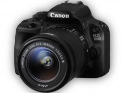CANON EOS 100D Kit 18-55mm DC III + Τρίποδο + Τσάντα + 8GB Κάρτα Μνήμης  | [MediaMarkt.gr] | 299€