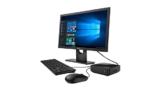 "Dell Inspiron 3050 Micro Desktop PC μαζί με 19.5"" HD Οθόνη + Πληκτρολόγιο + Μouse | microsoft.com | 200€"