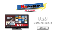 F&U FL2D5003 UH Τηλεόραση 4K Smart 50 Ιντσών | Smart 4K LED TV ULTRA HD | Media Markt | 369€