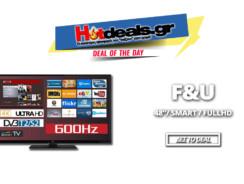 F&U FLS 48203 Τηλεόραση Smart 48 Ιντσών | Smart FULL HD LED TV | Media Markt | 299€