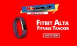 FITBIT Alta Fitness Tracker Βηματομετρητής – Θερμιδομετρητής | mediamarkt | 109€
