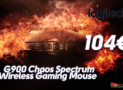 Gaming Mouse Logitech G900 Chaos Spectrum Wireless | 11 Buttons – 12000 DPI | amazoncouk | 104€