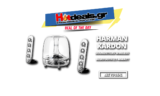 Harman Kardon Soundsticks | Wireless Bluetooth 2.1 40 Watt | MediaMarkt | 149€