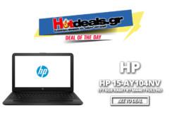 HP 15-AY104NV Full HD Laptop | i7 7500U / 6GB RAM / 1TB / R7 M440 | media markt | 599€