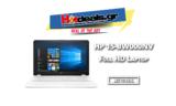 HP 15-BW000NV Laptop | AMD E2-9000e / 4GB RAM / 500GB HDD | FULL HD | mediamarkt | 349€