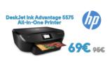 Πολυμηχάνημα HP DeskJet Ink Advantage 5575 All-in-One Printer | msystems.gr | 69€