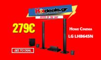 Home Cinema LG LHB645N | Blu-Ray 1000W 3D | MediaMarkt | 279€