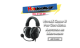 HyperX Cloud II Pro Gun Metal Ενσύρματα Ακουστικά  | Κωτσόβολος Κάνε Παζάρι | 70€