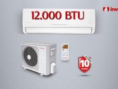 Κλιματιστικό INVENTOR Omnia O1MVI-12WFR | 12000BTU – Inverter – WIFI | mediamarktgr | 409€