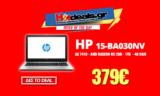 Laptop HP 15-BA030NV – 15.6″ (A8-7410/4GB/1TB/R5) FULL HD | public.gr | 379€
