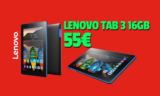LENOVO Tab 3 Essential 710F 16GB (7 ίντσες / Quad Core / 1GB RAM / GPS)   mediamarkt   55€