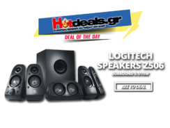 LOGITECH Ηχεία Surround Sound Speakers Z506 5.1 | mediamarkt | 69€