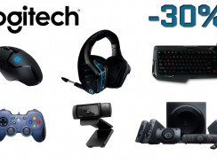 Logitech -30% με αγορά δύο ή παραπάνω προϊόντων | [amazon.co.uk] |