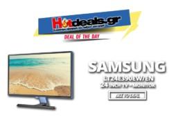 SAMSUNG LT24E390EW/EN | 24″ Οθόνη – Τηλεόραση FULL HD | MediaMarkt | 139€
