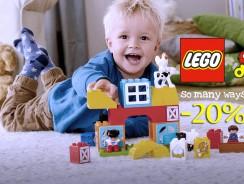 LEGO® Duplo   Προσφορά -20% σε όλη τη σειρά Duplo – Προσχολικά Παιχνίδια   publicgr   -20%