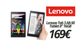 "LENOVO Miix 3 10-30 Tablet/Laptop (10.1"" FHD Οθόνη, 2GB RAM/32GB/Quad Core) | Γερμανος | 169€ ή 152€ με κάρτες Eurobank"