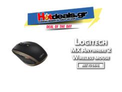Logitech MX Anywhere 2 Wireless Bluetooth Mouse   Amazon.co.uk   42€