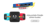Action Camera Polaroid Cube+ (HD Wi-Fi – Κάρτα Μνήμης 8GB – Βumper) | public.gr | 70€