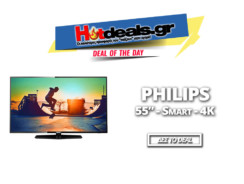 Philips 55PUS6162 55″ | Τηλεόραση Smart 4K Ultra HD TV | mediamarkt TV | 479€