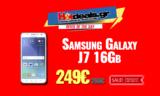 SAMSUNG Galaxy J7 (2016) | Smartphone Android 5.5″ (OctaCore 1.6Ghz/13Mp/2GB/16GB/4G) | SM-J710FZWNEUR MediaMarkt | 249€