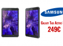 SAMSUNG Galaxy Tab Active 8 4G | mediamarkt | 249€