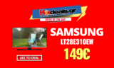 Samsung LT28E310EW ΕΝ HD TV Monitor 28 Ιντσών | MediaMarkt.gr | 149€