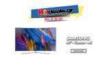 SAMSUNG QE49Q7CAMTXXH Τηλεόραση 49 Ιντσών | Curved QLED UHD 4K Τηλεόραση | TV Mediamarkt | 999€