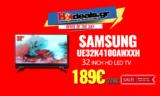 SAMSUNG UE32K4100AWXXH Τηλεόραση LED 32″ HD | MediaMarkt | 189€