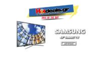 Τηλεόραση Samsung 43″ Full HD Smart TV UE43M5522KXXH | Public Τηλεοράσεις | 379€